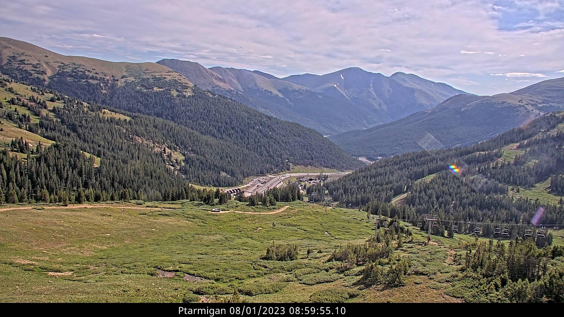 Snow in ColoradoSnowmaking Starts Soon At Loveland Ski Area